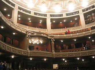 Staatstheater Stuttgart - Grosses Haus in 2003