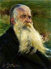 Portrait of Karol Brzozowski.