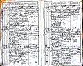 Subačiaus RKB 1827-1830 krikšto metrikų knyga 057.jpg