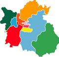 Subdivisions of Nanchang-China.png