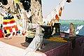 Sujata Temple Buddhist altar.jpg