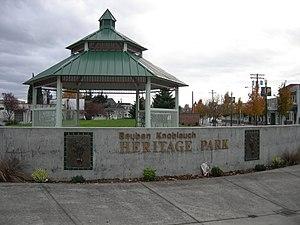 Reuben Knoblauch Heritage Park, Sumner, Washin...