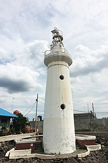 lighthouse in Indonesia