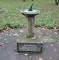 Sundial Memorial, Crichton Royal Hospital, Dumfries.jpg
