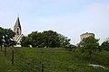 Sundre Kirche und Wehrturm.JPG