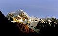 Sunset Mt Tasman. New Zealand. (12186220084).jpg