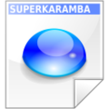 SuperKaramba theme.png