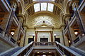 Supreme Court entrance - Wisconsin State Capitol - DSC03143.JPG