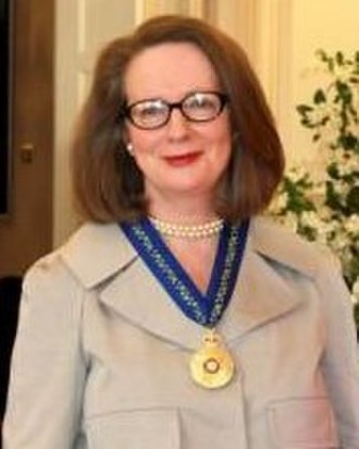 Chief Justice of Australia - Image: Susan Kiefel 2011