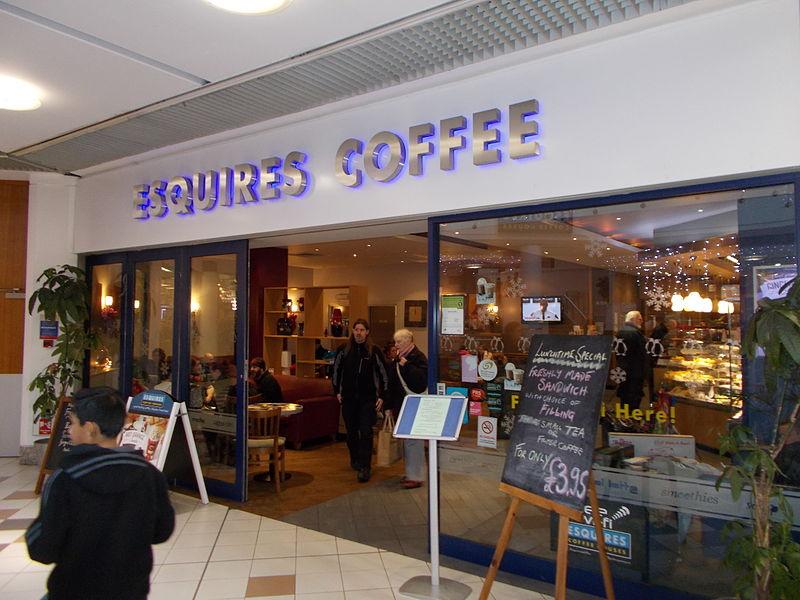File:Sutton, Surrey, London - Esquires Coffee bar.JPG