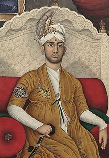 Swathi Thirunal Rama Varma Maharajah of Travencore