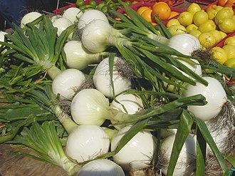 Sweet onion - Sweet onions