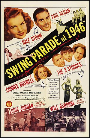 Swing Parade of 1946 - Film poster