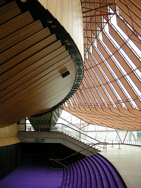 File:Sydney Opera House, interior.JPG