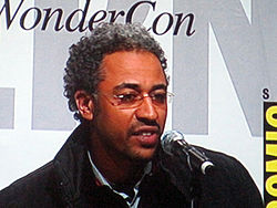 Sylvain White at WonderCon 2010 2.JPG