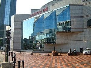 Symphony Hall, Birmingham - Image: Symphony Hall, Birmingham geograph.org.uk 1034924