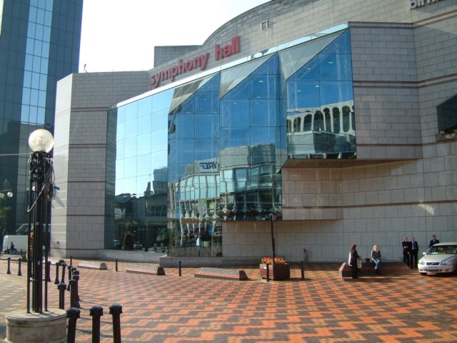 Symphony Hall, Birmingham - geograph.org.uk - 1034924