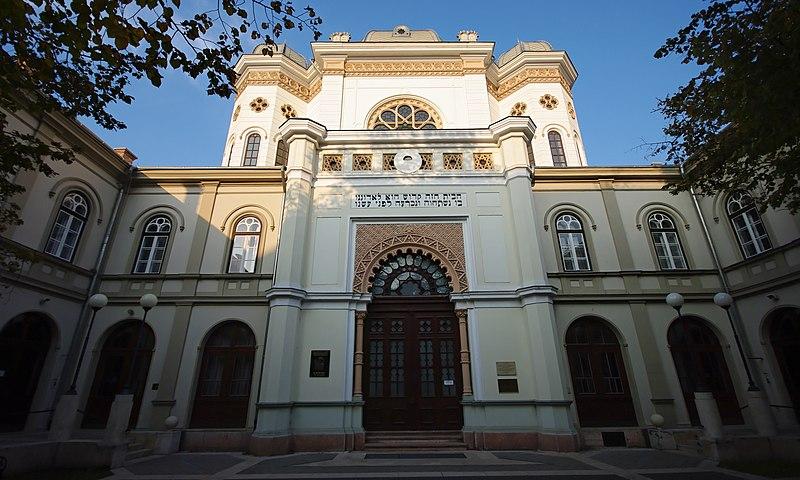 File:Synagogue Gyor Hungary.jpg