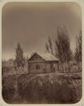 Syr Darya Oblast. View of Russian Cottage on the Outskirts of the City from the Orenburg-Tashkent Road WDL10993.png