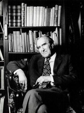 Miklós Szentkuthy - Miklós Szentkuty (Photo: László Csigó)