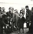 Szerb hadifoglyok a magyar csapatok bevonulása idején. Fortepan 76986.jpg