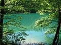 Szilvásvárad, Szalajka-völgy. A kékeszöld tó - panoramio.jpg