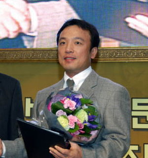 NCsoft - T.J. Kim, the CEO of NCSOFT