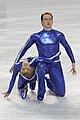 T. Volosozhar and S. Morozov at 2010 European Championships (3).jpg