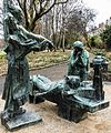 THE VICTIMS BY ANDREW O'CONNOR IN MERRION SQUARE PARK (1874 - 1941)-112775 (26052177775).jpg