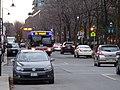 TTC bus 7818 on the Esplanade, 2014 12 01 (1) (15736996000).jpg