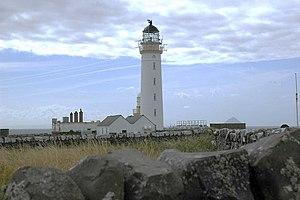 Pladda Lighthouse - Pladda Lighthouse