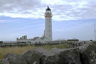 Pladda Lighthouse lighthouse in North Ayrshire, Scotland
