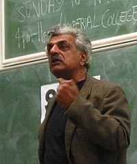 Tariq Ali :