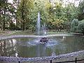 Tarnowskie Góry - park miejski - fontanna.JPG