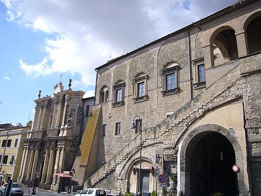 Tarquinia - pal comunale e Suffragio 1180366