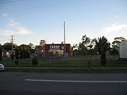 Tarro Fire Station