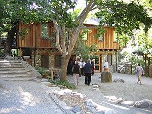 Tassajara Zen Mountain Center - Image: Tassajara Dining Hall