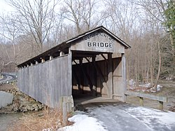 Teegarden-Centennial Covered Bridge