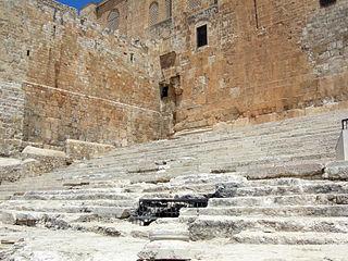 Zealot Temple Siege
