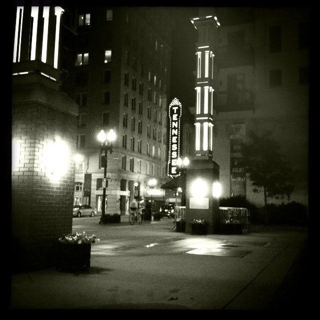 Tennessee Theatre 2012