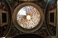 Terni, ex-chiesa del carmine, interno, stucchi e affreschi di andrea polinori e ludovico carosi, 1636, 05.jpg