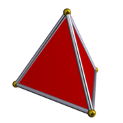 Simple tetrahedron