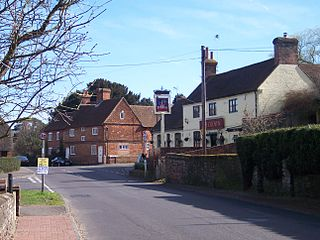 Old Basing Human settlement in England