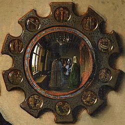 The Arnolfini Portrait, détail.jpg