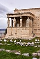 The Caryatids of the Erechtheion on the Acropolis of Athens.jpg