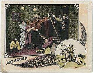 <i>The Circus Cyclone</i> 1925 film