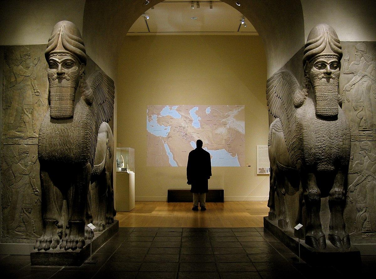 The Gate of Nimrud (Metropolitan Museum).jpg