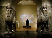 Nimrodporten, Assyrien.