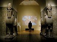 Das Stadttor Nimruds