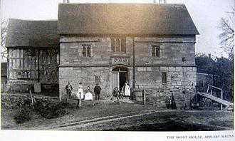 Appleby Magna - The Gothard family circa 1903